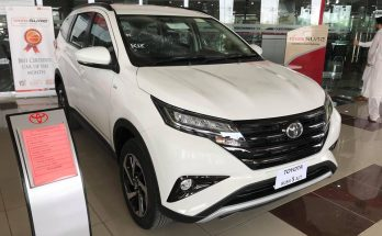2018 Toyota Rush MPV Launched in Pakistan 10