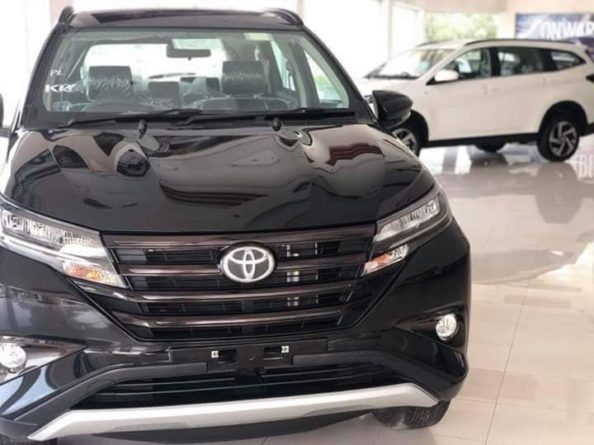 2018 Toyota Rush MPV Launched in Pakistan 1