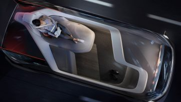 Volvo Reveals 360c Fully Autonomous Concept 31