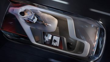 Volvo Reveals 360c Fully Autonomous Concept 6