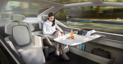 Volvo Reveals 360c Fully Autonomous Concept 2