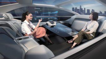 Volvo Reveals 360c Fully Autonomous Concept 25