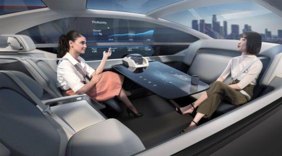 Volvo Reveals 360c Fully Autonomous Concept 24