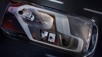 Volvo Reveals 360c Fully Autonomous Concept 19