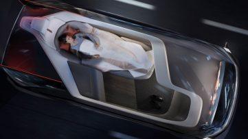 Volvo Reveals 360c Fully Autonomous Concept 20