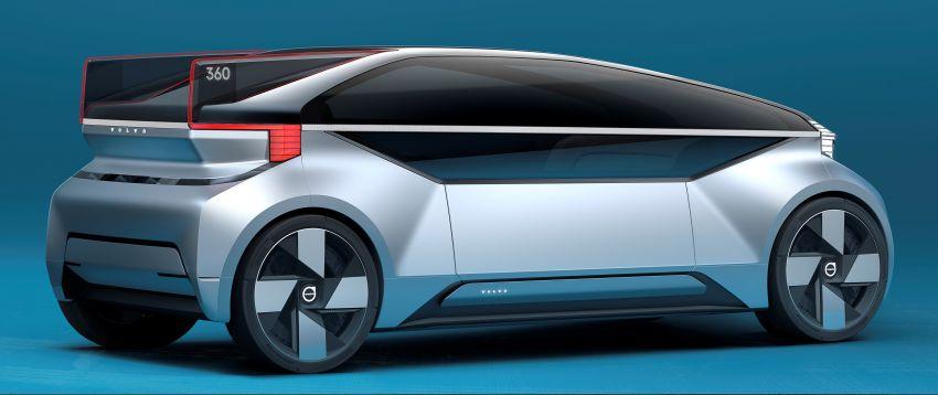 Volvo Reveals 360c Fully Autonomous Concept 1