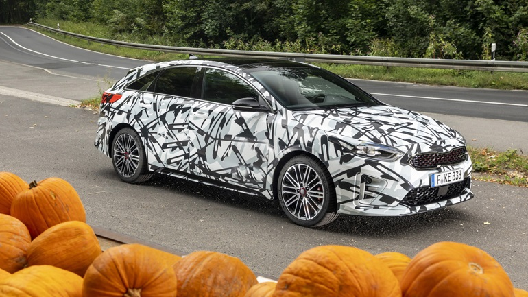 2019 Kia ProCeed GT Technical Specs Revealed On Video 1