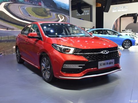 Former BMW Designer Confirms to Join China's Chery Automobile 5