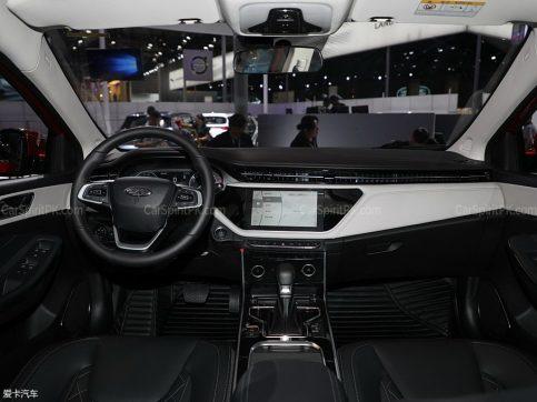 Chery Arrizo GX at 2018 Chengdu Auto Show 16