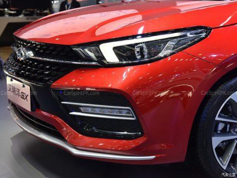 Chery Arrizo GX at 2018 Chengdu Auto Show 12
