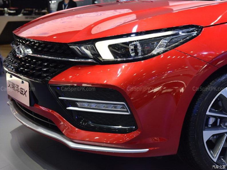 Chery Arrizo GX at 2018 Chengdu Auto Show 11