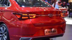 Chery Arrizo GX at 2018 Chengdu Auto Show 17