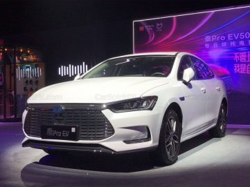 2018 BYD Qin Pro Launched 2