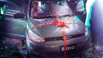 United Bravo Launched in Pakistan Priced at PKR 8.5 lac 3