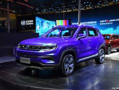Changan CS35 Plus at 2018 Chengdu Auto Show 9