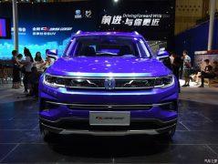 Changan CS35 Plus at 2018 Chengdu Auto Show 10