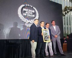 Changan CX70 Wins the Best Value Automobile Award in Chile 3