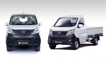 Changan Launches Karvaan Minivan and M-9 Pickup 2