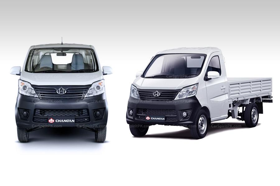Changan Launches Karvaan Minivan and M-9 Pickup 3
