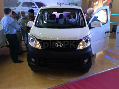 Exclusive: CarSpiritPK Talks with Danial Malik as Changan Unveils its Initial Lineup at the 2018 IEMA Expo 25