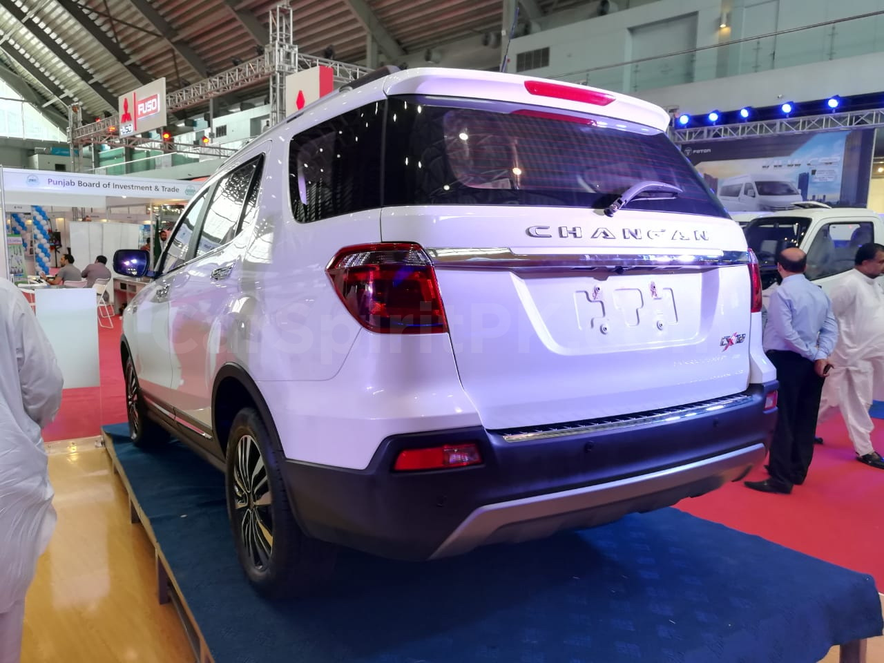 Exclusive: CarSpiritPK Talks with Danial Malik as Changan Unveils its Initial Lineup at the 2018 IEMA Expo 14