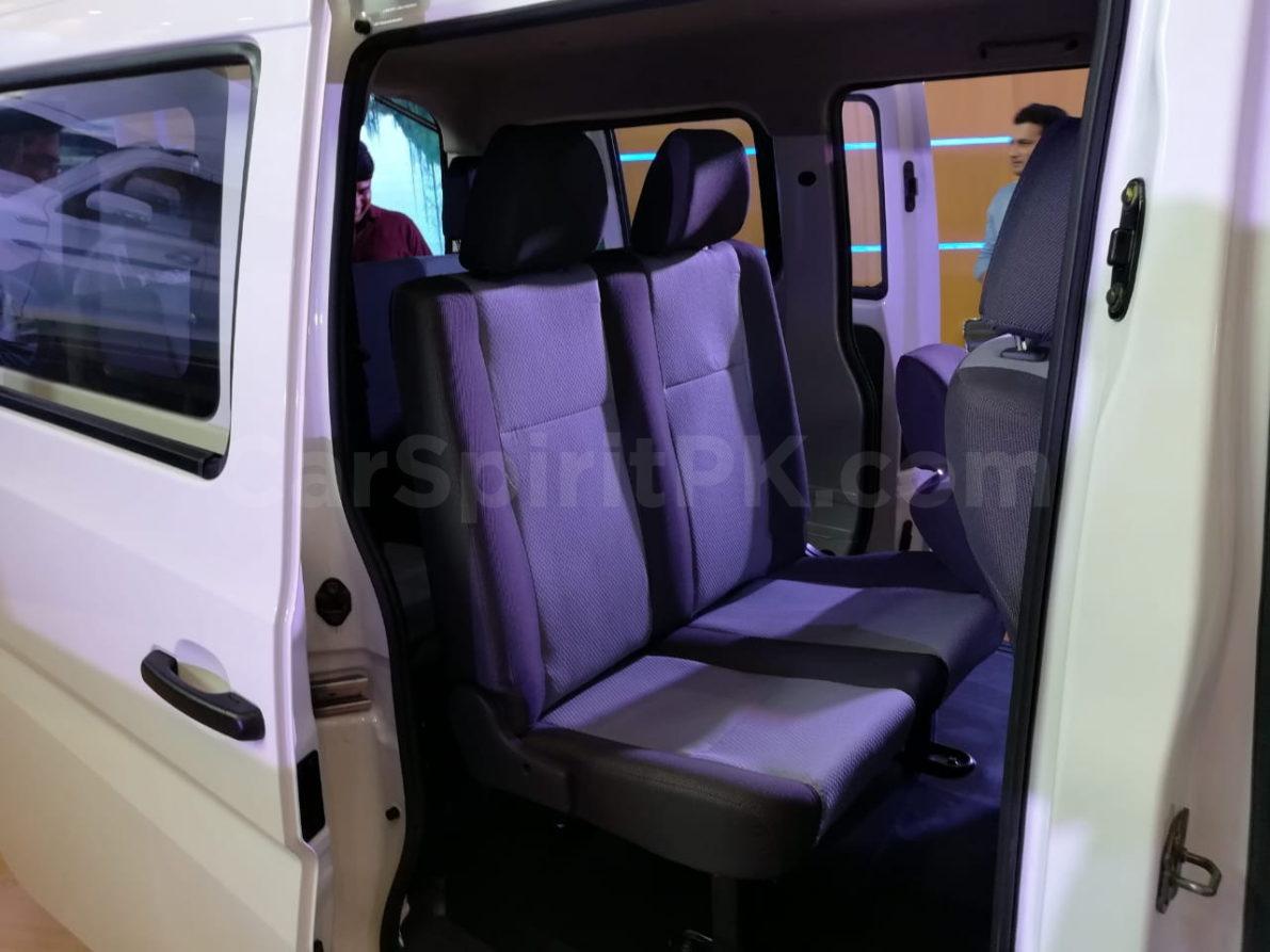 Changan Launches Karvaan Minivan and M-9 Pickup 11