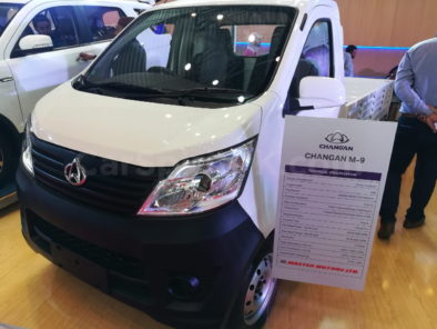 Changan Launches Karvaan Minivan and M-9 Pickup 13