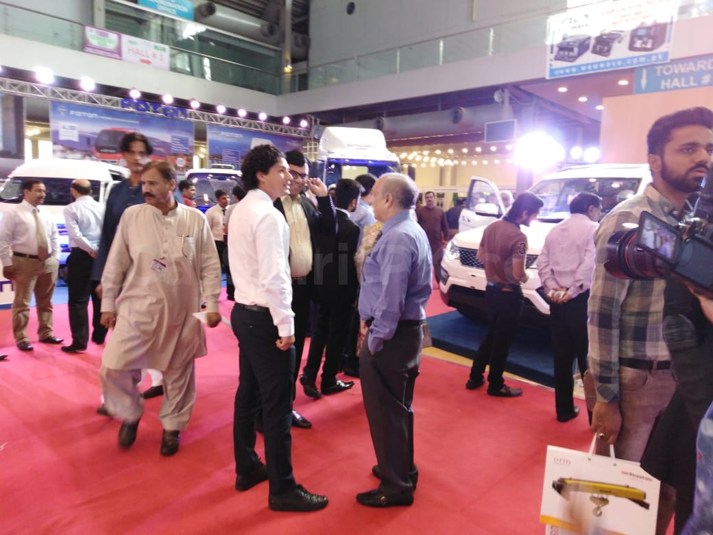 Exclusive: CarSpiritPK Talks with Danial Malik as Changan Unveils its Initial Lineup at the 2018 IEMA Expo 12