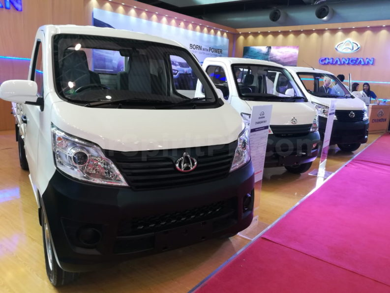Changan Launches Karvaan Minivan and M-9 Pickup 12