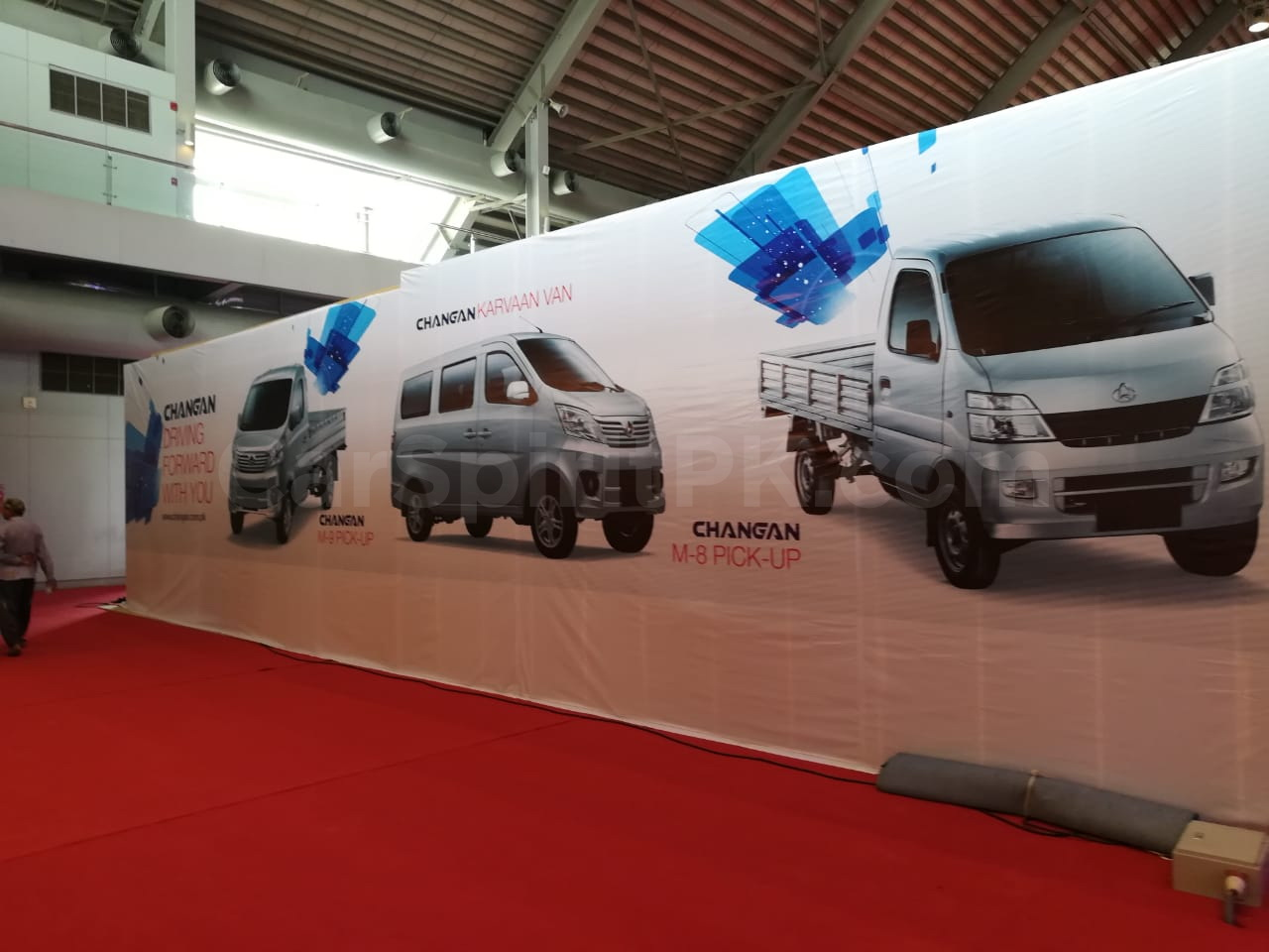 Exclusive: CarSpiritPK Talks with Danial Malik as Changan Unveils its Initial Lineup at the 2018 IEMA Expo 6