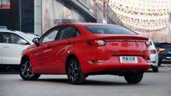 The 2018 Changhe A6 Sedan 13