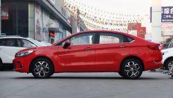 The 2018 Changhe A6 Sedan 12
