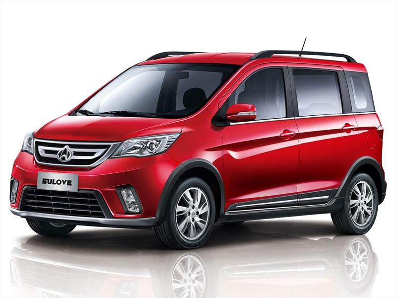 The Changan Eulove X6 9