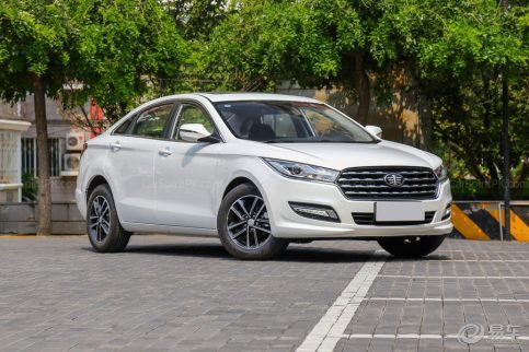 2019 FAW Besturn B50 Facelift Launched in China 7
