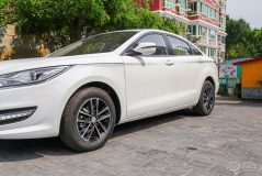 2019 FAW Besturn B50 Facelift Launched in China 12