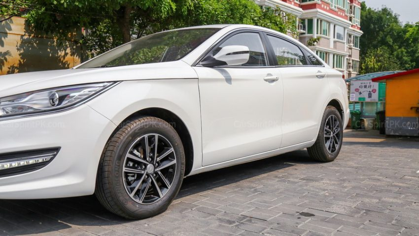 2019 FAW Besturn B50 Facelift Launched in China 5