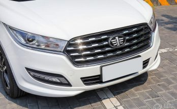 2019 FAW Besturn B50 Facelift Launched in China 2