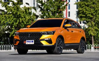 FAW to Launch the Flagship Bestune T77 SUV in November 13