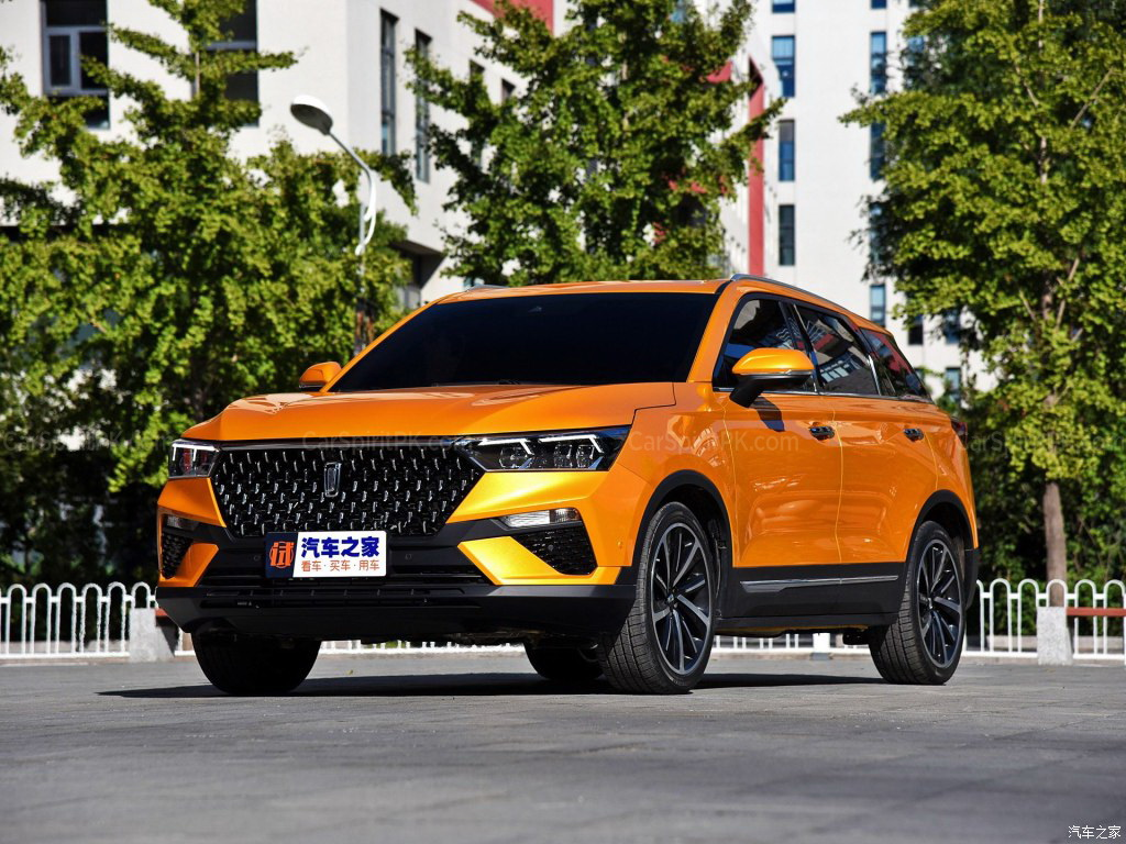 FAW to Launch the Flagship Bestune T77 SUV in November 1