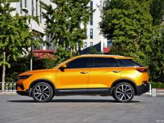 FAW to Launch the Flagship Bestune T77 SUV in November 16