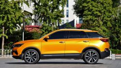 FAW to Launch the Flagship Bestune T77 SUV in November 15