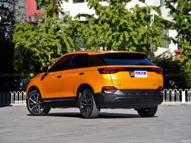 FAW to Launch the Flagship Bestune T77 SUV in November 11