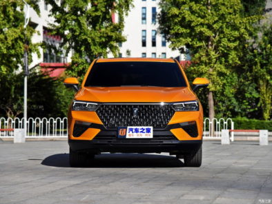 FAW to Launch the Flagship Bestune T77 SUV in November 10