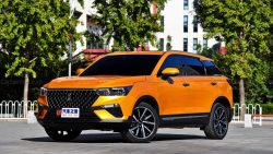FAW to Launch the Flagship Bestune T77 SUV in November 25