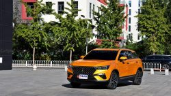 FAW to Launch the Flagship Bestune T77 SUV in November 20