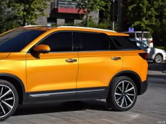 FAW to Launch the Flagship Bestune T77 SUV in November 14