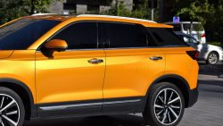 FAW to Launch the Flagship Bestune T77 SUV in November 24