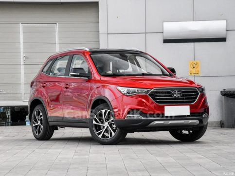 2019 FAW Besturn X40 and EV400 Launched in China 7