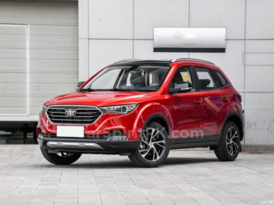 2019 FAW Besturn X40 and EV400 Launched in China 8