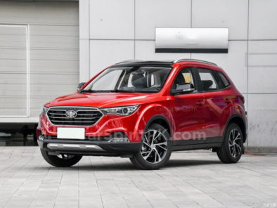 FAW X40 Facelift to be Called as Bestune T33 2